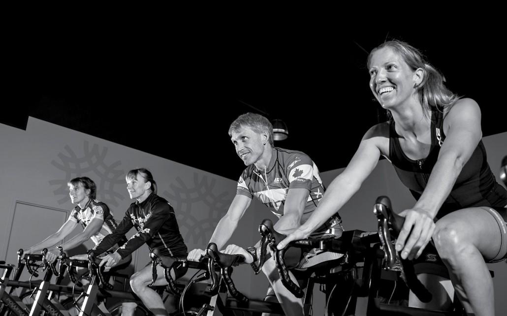 préparation physique course à pied cyclisme